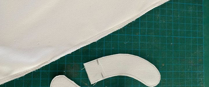 Making the Alien puppet- is there enough fabric?