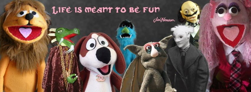 Musings of a Teacher Librarian and Puppet Builder